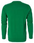 berkeley v-hals pullover grøn