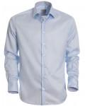 Eterna herre skjorte 1863 modern fit. lysblå