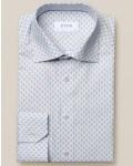 eton skjorte til mænd slim fit