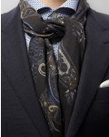 Halstørklæde til mænd fra Eton