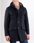 Sebago duffelcoat til mænd