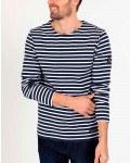 strik trøje til mænd med o-hals