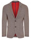Jersey stræk jakke til mænd