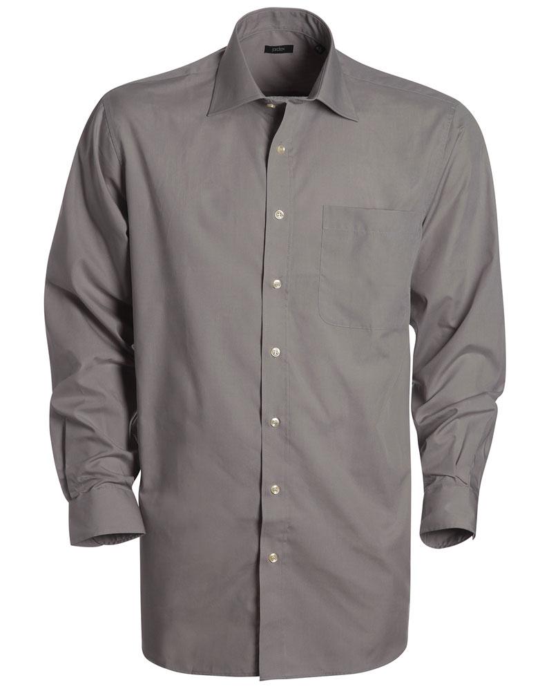 8db6f24d Jardex skjorte. Poplin. Grå.