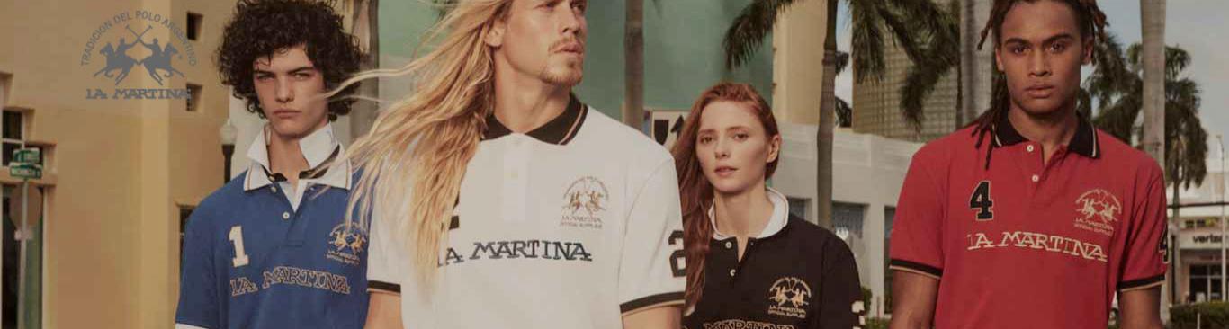 La Martina Polo shirts