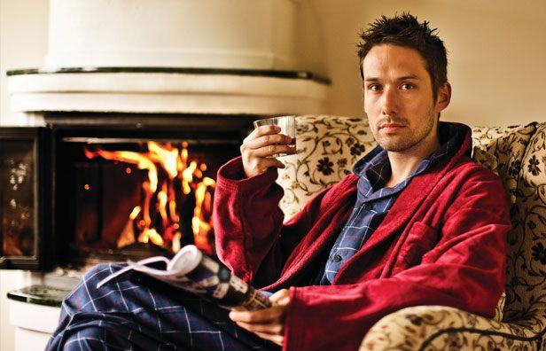 Ambassador pyjamas til mænd