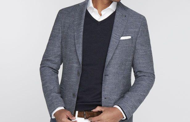 Blazer herre jakke