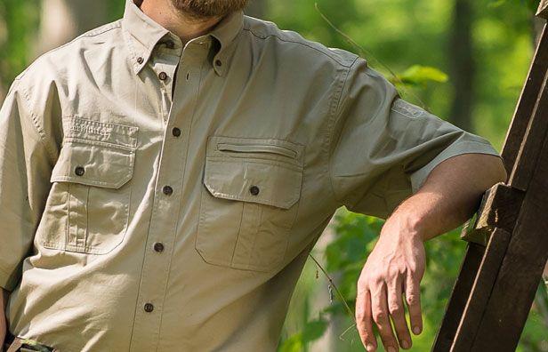 Deerhunter skjorte til jagt