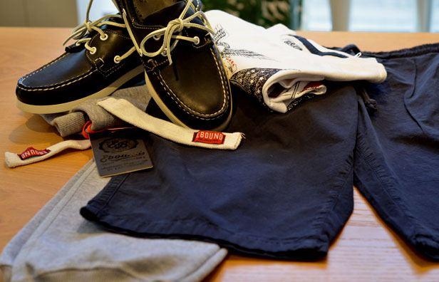 E-bound herre shorts