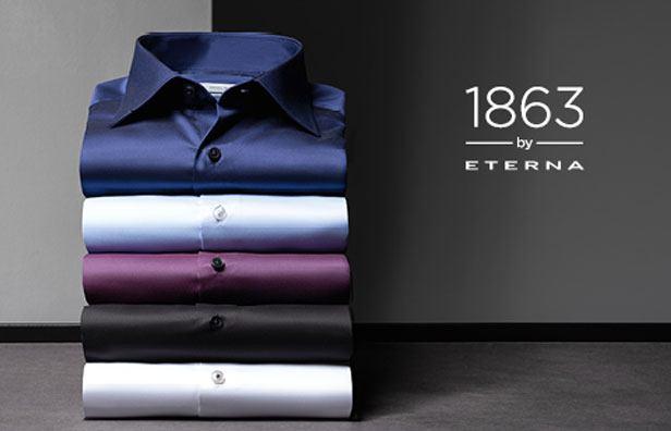 Eterna 1863 herreskjorte