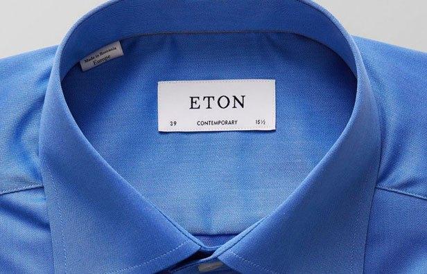 Eton contemporary fit skjorter