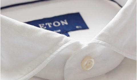 Herre skjorter fra Eton