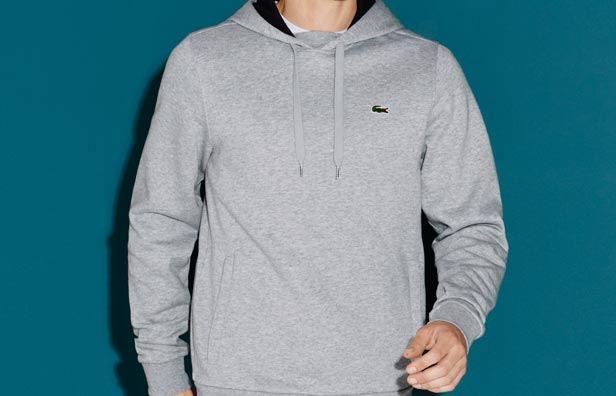 Lacoste hoodies til mænd