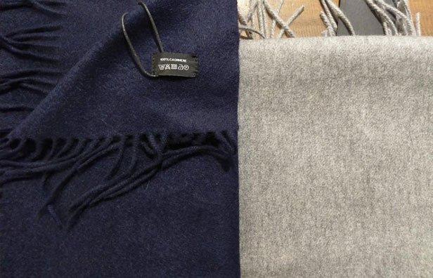 Halstørklæde til mænd
