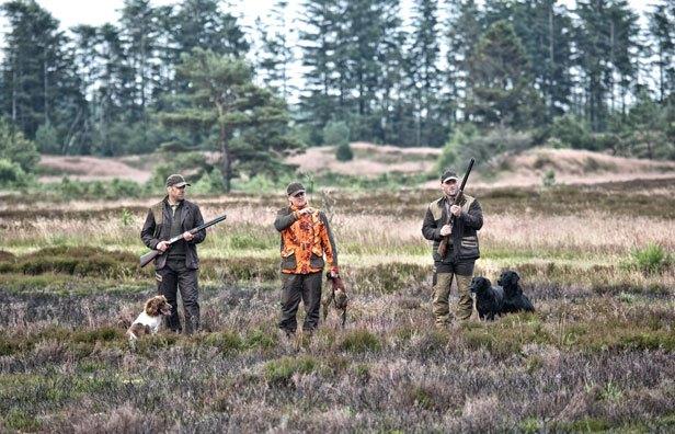 Jagttøj til mænd