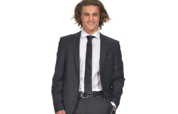 Konfirmations jakkesæt til drenge