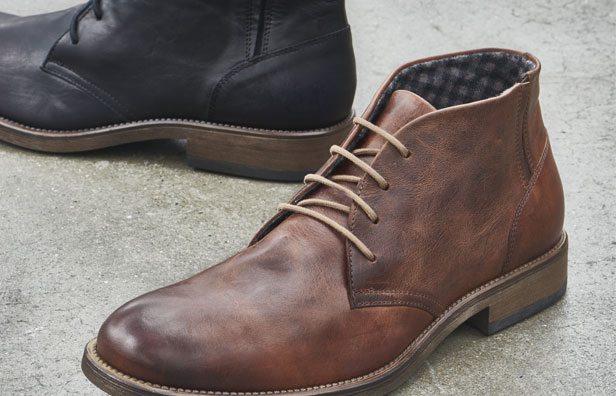 Konfirmations sko til drenge