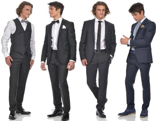 Konfirmationstøj til drenge