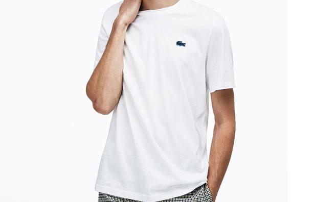 Kortærmet T-shirts til herre