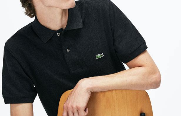 Lacoste herre polo shirt