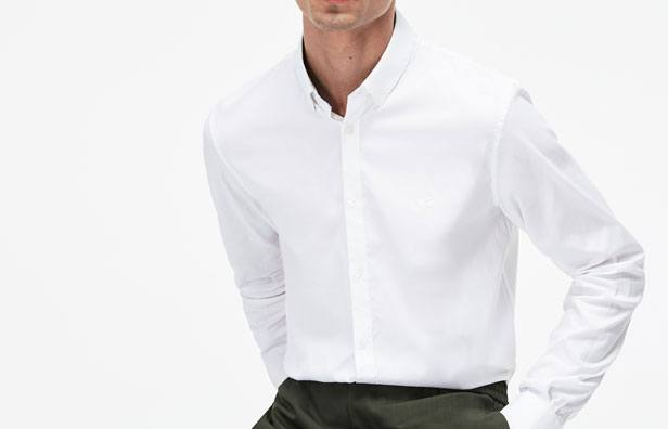 Lacoste herre skjorter