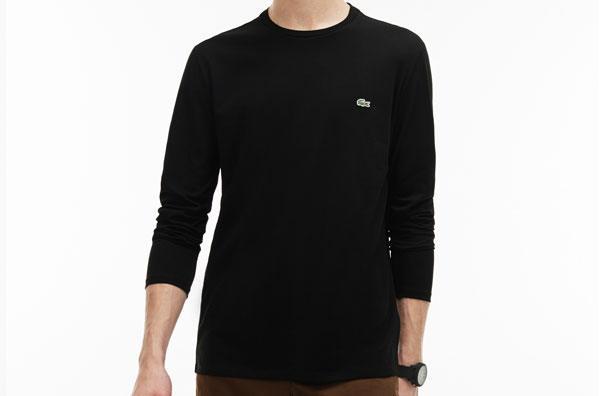 Langærmet T-shirts til mænd