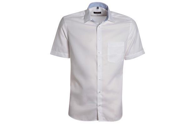 Kortærmede skjorter til mænd