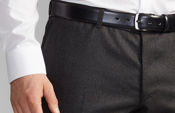 Uldbukser til mænd