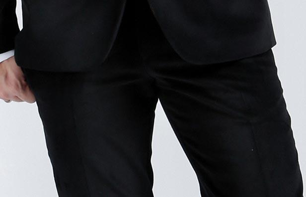 Velour bukser til herre