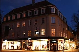 Men's clothing store jardex lyngby